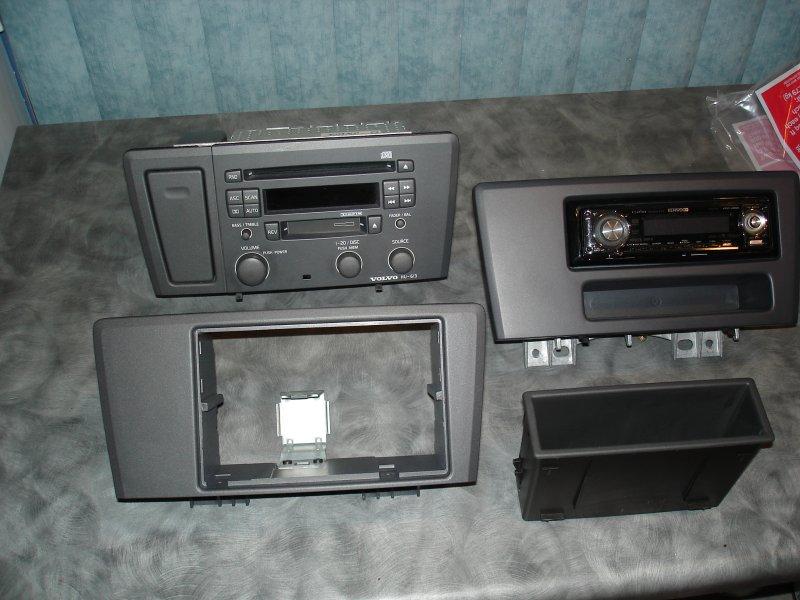stereo adapter v70